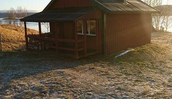 Fjällstuga med ädelfiske i Virisen/Tärnaby