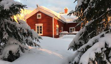 Bästa läget i Järvsö - Rulls.