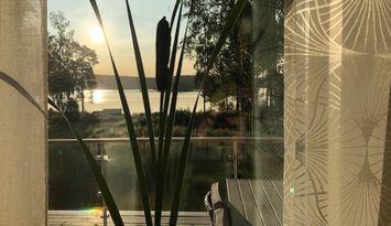 Sommarhus vid Värmelns strand