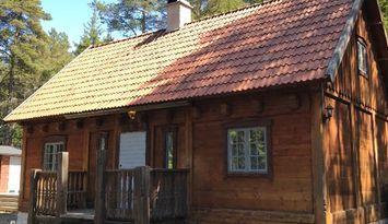 Stuga i Åminne på östra Gotland