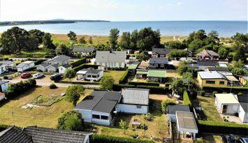Ferienhaus am Strand auf der Halbinsel Skåne Kulla