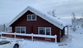 Liftnära stuga i Lindvallen ledig vecka 12