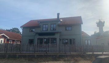 Hus på Sandhamn