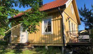 Stuga sjötomt, Blidö, Stämmarsund