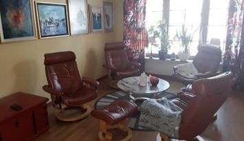 Villa i Själevad, 5 km söder om Örnsköldsvik