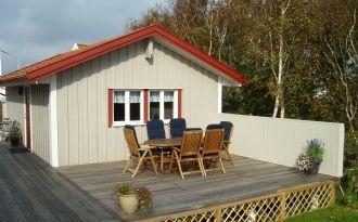 Cottage in Grundsund, Bohuslän