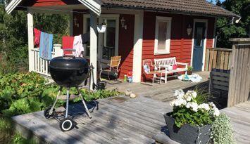 Stuga i Espevik