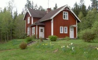 Ferienhaus in Alleinlage mit der Natur als Nachbar