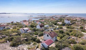 Hus på Sveriges vackraste ö