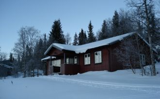 Beautiful cottage close to Åre