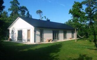 Villa rented 9000 sek /week