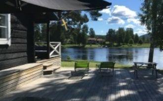 Sjötomt i Järvsö med egen badstrand