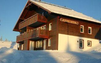 Apartment on the hill of the beautiful Idrefjäll