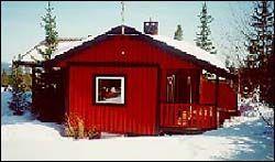 Grosses Haus mit sauna und offene kamine.