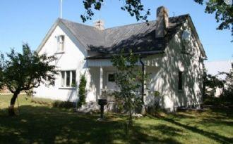 Stort hus i Bunge nära Fårö och Bungenäs, 2 familj