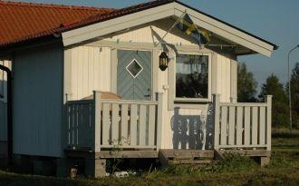 Stuga på Öland nära havet mellan Löttorp och Böda