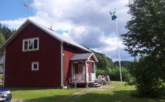 6-bäddsstuga i norra Värmland nära Branäs