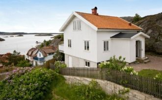 Swedish west coast archipelago at its best