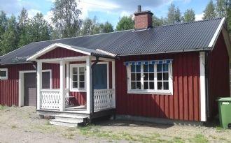 4-bäddsstuga i norra Värmland nära Branäs