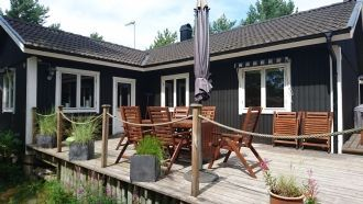 Close to beach 14 beds-Sauna+Outdoor hot tub) WiFI