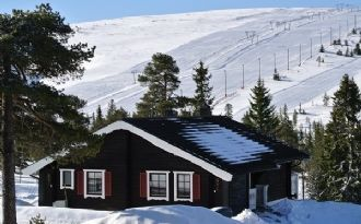 Sälen - Högfjället, ski in- ski out, Wifi