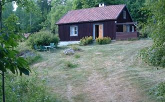 Cottage by forest and close to the lake