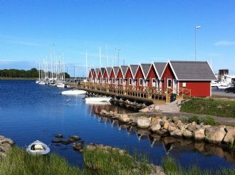Cottages by the sea - 2 beds in Torhamn, Karlskrona