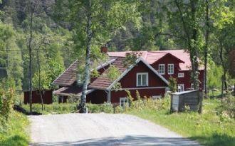 Lilla Trulsabo, en oas centralt i Småland