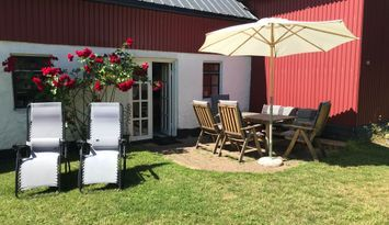 Gotland, nice countryside holiday living
