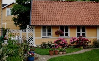 Charming cottage in Ramlösa