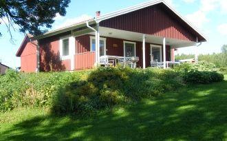 Övernattningsrum i Tiveden vid Högsåsens vandring