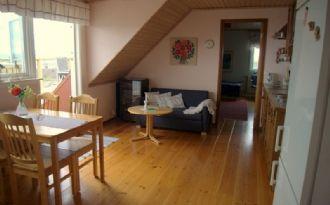 Schöne Wohnung auf der Insel Fotö