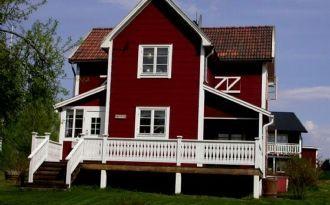 Charmigt hus ASPA i Öje-Malung/Dalarna