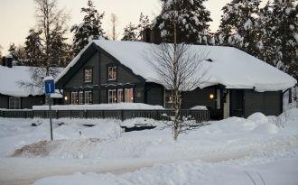 Holiday making in the Swedish mountains