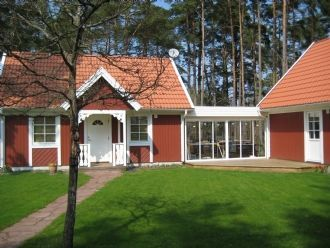 Ferienhaus in Lindby Borgholm