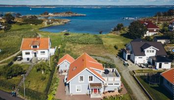 Lägenhet med Havsutsikt på Donsö Göteborg skärgård