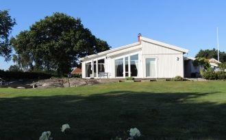 Villa mit Meeresblick in Matviks Hafen, Karlshamn