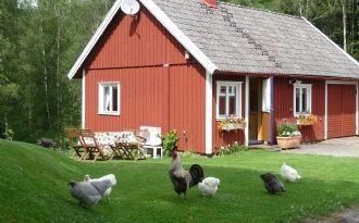 Cottage, Close to nature,Göteborg, Borås, Alingsås