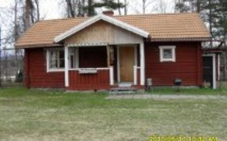 Stuga vid Österdalälven, Leksand
