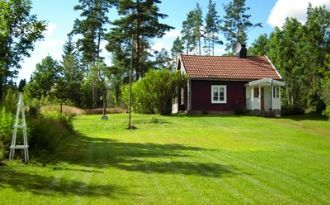 Cottage close to the World of Astrid Lindgren