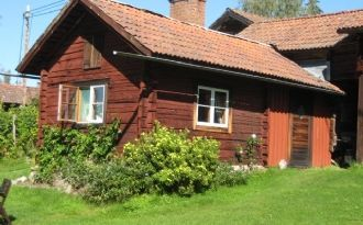 COTTAGE WITH BEACH AT THE LAKE SILJAN