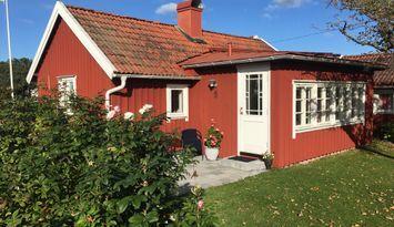 Charmigt hus i fiskeläge