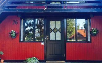 Hus i Beddingestrand uthyres vecko/dygn