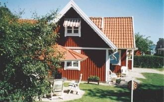 Lovely house in Hällevik