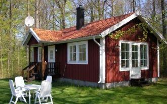 Hus i Bosgård, Urshult vid sjön Åsnen