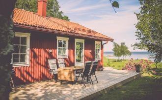 Summerhouse in Hagbyhamn near Kalmar Sund