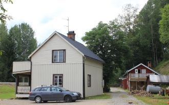 House in Sysslebäck, Torsby Community, Sweden