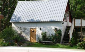 Kalkstenshus på Storsudret, Gotland