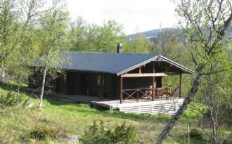 Mieten Sie eine Gebirgshütte im naturschönen Ljung