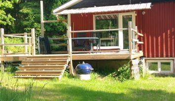 Ulricehamn- Dalum - Borås - Mysig Stuga